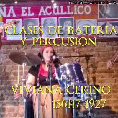 Viviana Cerino - Clases