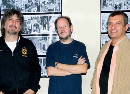 Patrone, Herrera, Cinalli