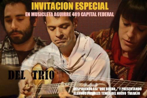 del trio Juan Quiroz