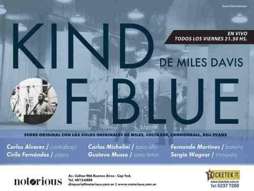 Kind of Blue Miles Davis 190 kb