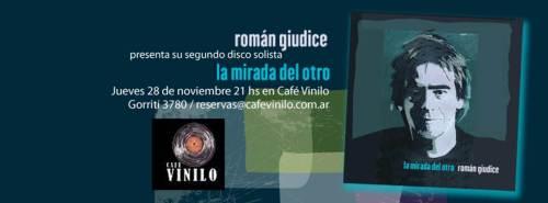 Roman Giudice Flyer
