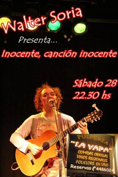 Waoter Soria Inocente