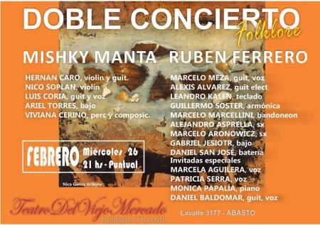Mishky Manta 26-02-14