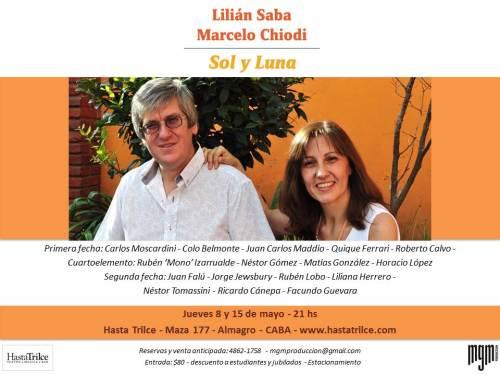 Lilian y Marcelo