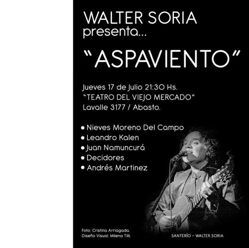 Walter Soria Aspaviento