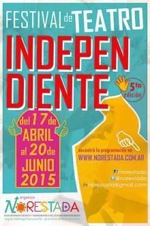 El Festival de Teatro Independiente de Zona Norte, Click al calendario