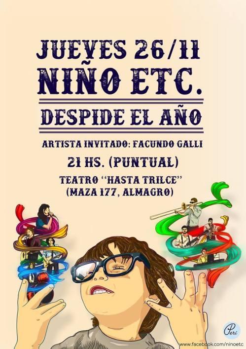 Niño ETC