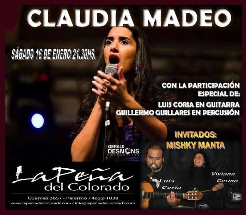Claudia Madeo