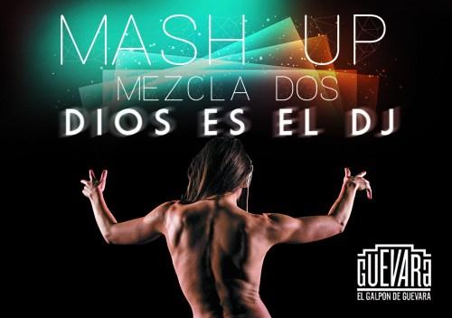 Flyer Mash Up Mezcla Dos_baja